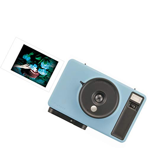 Pixtoss (ピックトス) タカラトミー インスタントトイカメラ SODA BLUE チェキフィルム使用 TCC-05BU