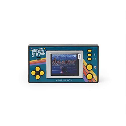 Legami Arcade Station-Mini Console Portatile, HHG0001