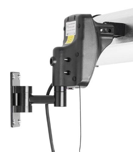 Primrose Firefly 1.500 Watt Infrarot-Heizstrahler (Halogen) Terrassenheizung, Wandmontage, inkl. LED-Beleuchtung und Fernbedienung - 6
