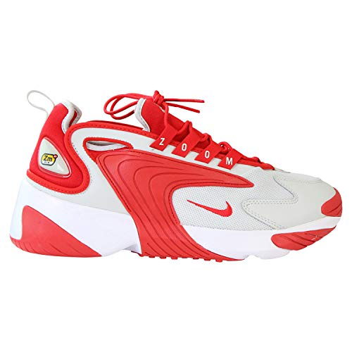 Nike Sportswear Zoom 2K Hommes Baskets Blanc EU 42,5 - US 9