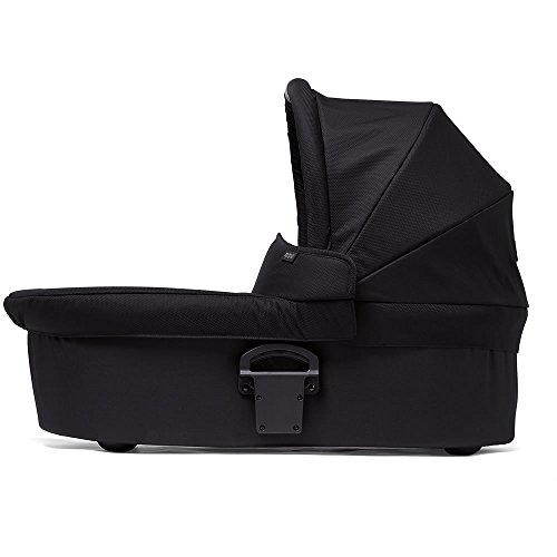 Buy Mamas & Papas Sola2 CarryCot - Black/Rose Gold
