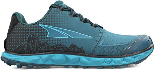 ALTRA Women's AL0A4VR4 Superior 4.5 Trail Running Shoe, Capri Breeze - 8.5 M US