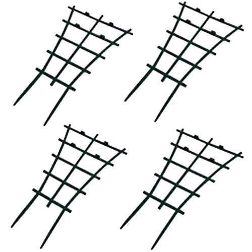 Camisin Kletter Gerüst für Kleine Pflanzen Kapuziner Kresse Morgen Ruhm Ranke Kletter Gerüst Kann zum Erhhhen Zusammen Gebaut Werden