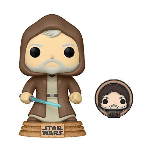 Funko 55494 POP Star Wars ATG- Obi Wan w/Pin , Amazon Exclusive