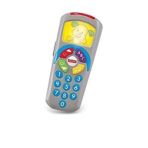 Fisher-Price - Mando a Distancia Perrito, Juguete Electrónico Bebé +6 Meses, colores/modelos Surtido (Mattel DLD35)