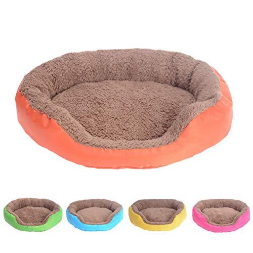 LoveOlvidoD Hundebett,Hundekissen,Hundesofa,Welpen Haustiere Hund Katze Bett Haus warm weich Hund Nest Mat KennelPet Lieferungen