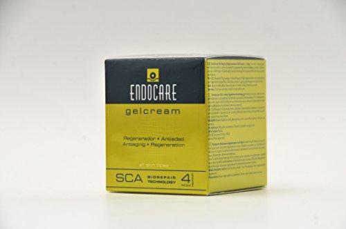 Endocare Essential Gelcream - Crema Antiarrugas y Antiedad para Primeros Signos de la Edad, en Textura Gel, Ligero, No Graso, Todo Tipo de Pieles, 30ml (1156)