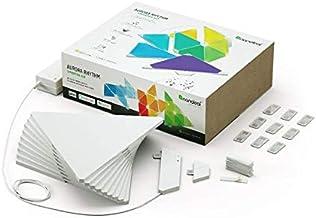 Nanoleaf Light Panels Smarter Kit - Rhythm Edition - (9 panels + 1 controller) NL28-2002TW-9PK