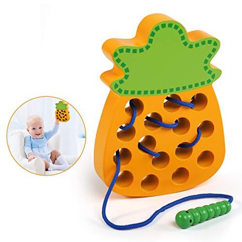 juguete enhebrar montessori