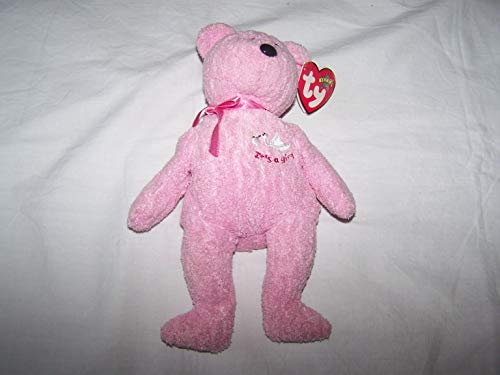 TY Beanie Baby - BABY GIRL the Bear