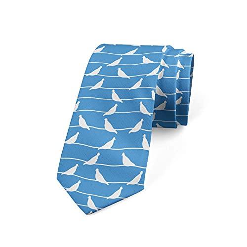 Tcerlcir Corbata De Corbata Para Hombre Mandala Victoriana Corbata De Poliéster Suave Para Ropa Formal, Bodas, Bailes, Celebraciones, Fiestas