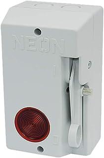 Inter pompier - dispositif de coupure de courant d'urgence pour enseigne lumineuse - Coffret coupure de courant pour pompier