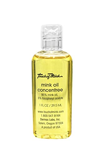 Rejuvenating Face Oil With Vitamin E & 100% Natural Mink Oil - Anti Wrinkle, Scar Remover - Great for Dry, Oily, and Acne Prone Skin - 1 Oz Travel Bottle - Unscented