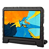 Brotech Kid Friendly Child Safe Shock Proof Back Cover Case for Apple iPad Pro 11 2020/2018 (Black)