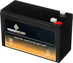 Chrome Battery ( SLA ) for Portable Fishfinders