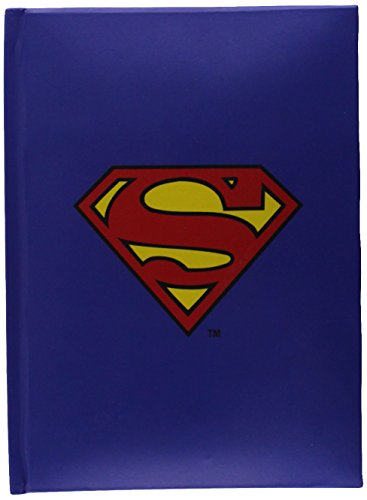 Unbekannt Star Bilder sdtwrn89183 Superman Illuminating Logo Notebook
