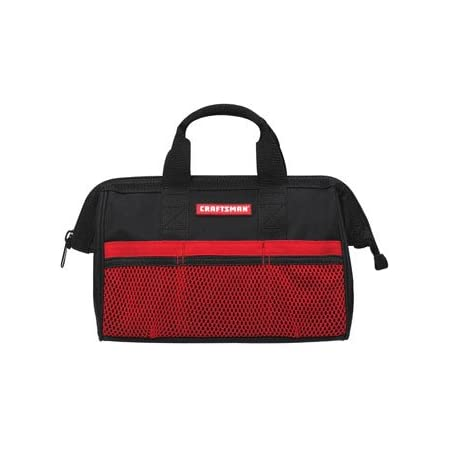 "Sears Brands Management 00937535 Craftsman Tool Bag 13"""