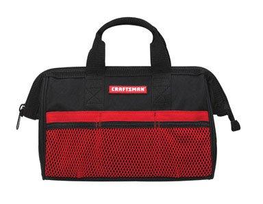 Sears Brands Management 00937535 Craftsman Tool Bag 13'