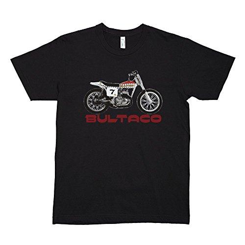 Vox Throttle Bultaco Astro T Shirt Black