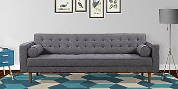 Armen Living Element Mid-Century Modern Sofa