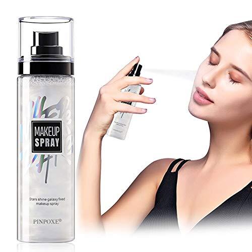 Makeup Spray, Make-Up Finish, Make Up Fixing Spray, Makeup Setting Spray, Langanhaltende Formel, Für langen Halt und frisches Aussehen des Make-ups, Langzeit und Ganztages Extender