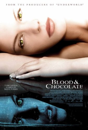 BLOOD & CHOCOLATE 11x17 INCH MOVIE POSTER