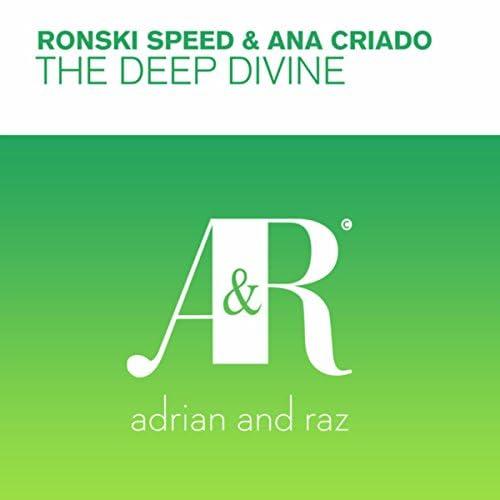 Ronski Speed & Ana Criado