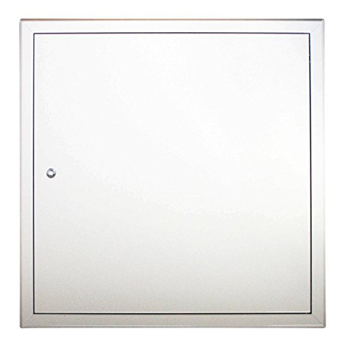 Revisionstür | Revisionsklappe | Decken- und Wandmontage | Softline | Stahlblech | weiß beschichtet | Alle Größen | Markenqualität RUG SEMIN (800x800)