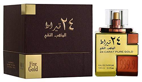 24 carat pure gold perfume