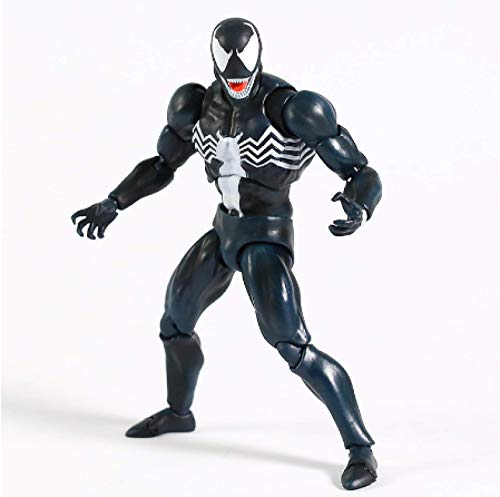Plushe Venom Action Figure Model Toy Regalo di Natale per Bambini 15 cm