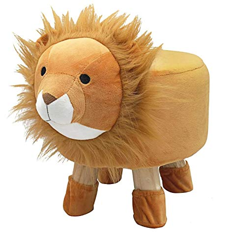 Kiddies Lion Stool By Lesser & Pavey