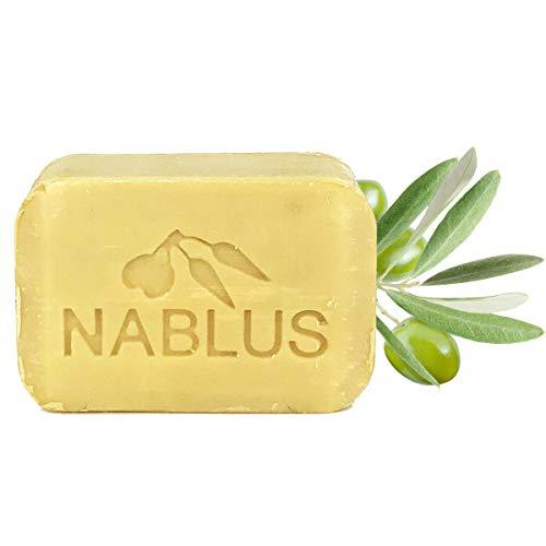 ナーブルスソープ(NABLUSSOAP)ナチュラルオリーブNaturalOlive(肌の保湿環境を整える)100g