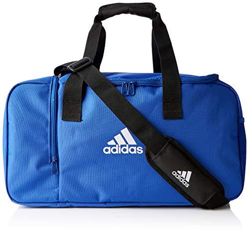 adidas Tiro Du S Bolsa Lona de Deporte, Unisex Adulto, Bold Blue/White, NS