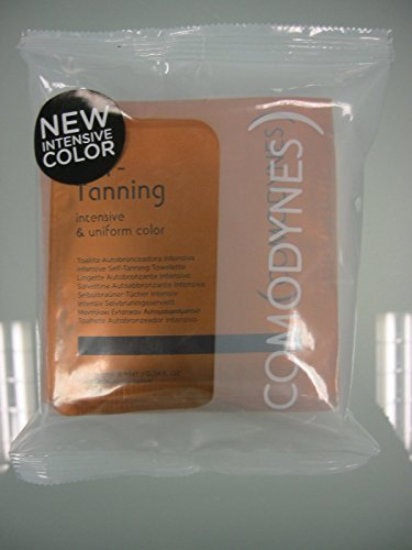 COMODYNES Self-Tanning Intensive Towels- 24 PACK!! by Comodynes