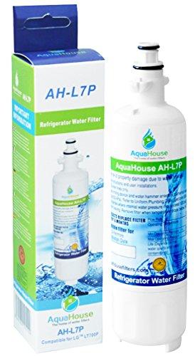 AquaHouse AH-L7P compatibel waterfilter voor LG koelkast LG LT700P, ADQ36006101, ADQ36006102, 048231783705, Sears/Kenmore 9690, 46-9690