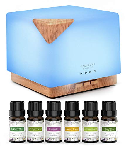 Top 10 Best tomcare essential oil diffuser Reviews