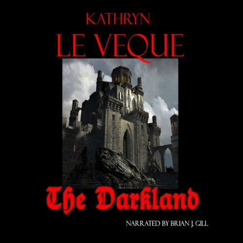The Darkland audiobook cover art