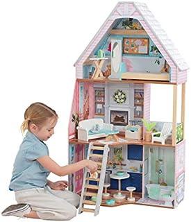 KidKraft Matilda Wooden Dollhouse with Ez Kraft Assembly