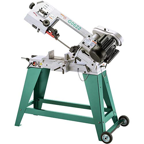Grizzly Industrial G0622-4' x 6' 3/4 HP Metal-Cutting Bandsaw