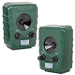 VOSS.sonic 1200 Doppelpack 2X Ultraschallvertreiber