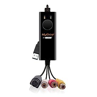 MyGica USB-Video-Audio-Capture-VHS-to-DVD (Windows) للبيع