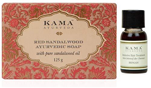Best kama ayurveda bringadi intensive hair treatment Review