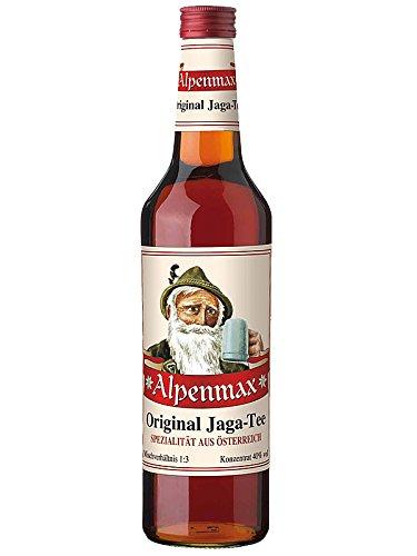 Nannerl Alpenmax Jaga-Tee Konzentrat 1,00l