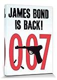 1art1 James Bond 007 - James Bond is Back! Poster