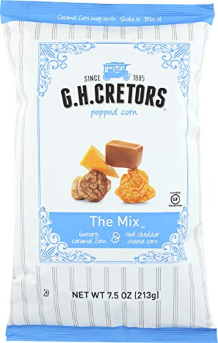 G.H. Cretors Popcorn,The Mix, 7.5 Ounce