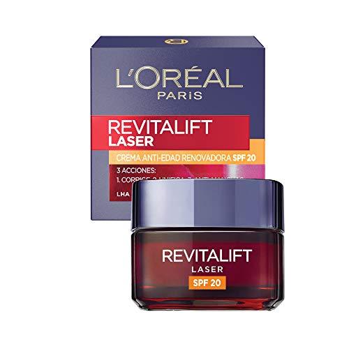 crema cicatricure para arrugas y lineas de expresion fabricante L'Oréal Paris