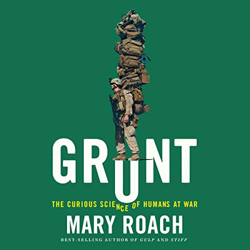 Grunt audiobook cover art