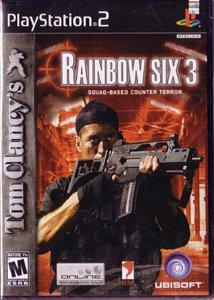 Tom Clancy's Rainbow Six 3 - PlayStation 2