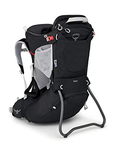 Osprey Poco Child Carrier, Starry Black, O/S