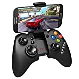 Megadream Wireless Android Gaming Controller Joystick with Phone Clamp for...